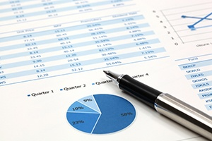 Photo Of Documents For Accounting Services  - LB Accountants LLP